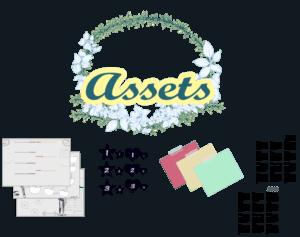 journal assets